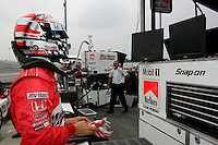 Sam Hornish Jr., Sun Trust Indy Challenge, Richmond International Speedway, Richmond, VA USA, 6/24/2006