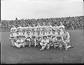 1961 - National League Final, Croke Park, Kerry v Derry