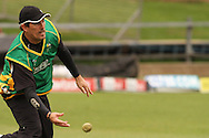 Matthew Sinclair of the Central Stags during the Central Stags training session held at St Georges Park in Port Elizabeth on the 20 September 2010..Photo by: Shaun Roy/SPORTZPICS/CLT20