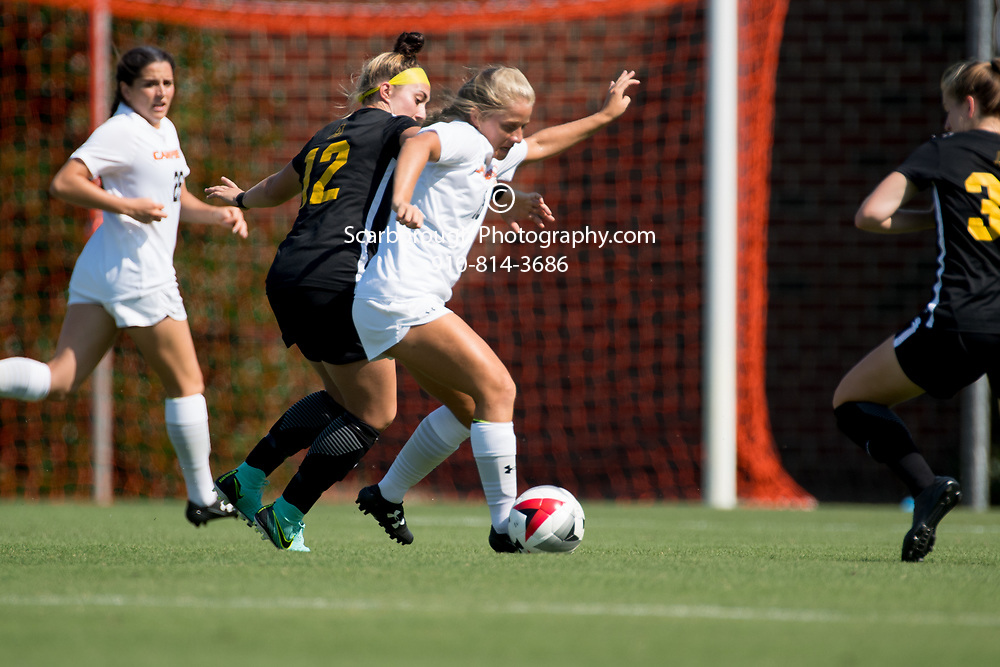 2017 Campbell University Women Soccer vs Appalachian State