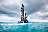 Lead up to the 35th America's Cup