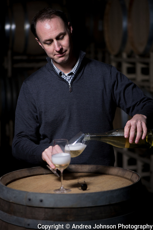 Andrew Davis, Radient Sparkling Co, Willamette Valley, Oregon