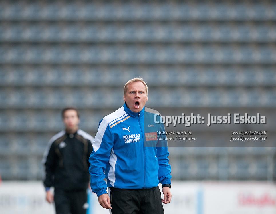 Toni Korkeakunnas. Inter - MyPa. Veikkausliiga. Turku 16.5.2011. Photo: Jussi Eskola