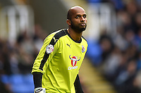 Reading goalkeeper Ali Al-Habsi
