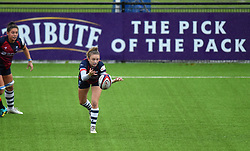 Lucy Burgess of Bristol Bears Women - Mandatory by-line: Paul Knight/JMP - 26/10/2019 - RUGBY - Shaftesbury Park - Bristol, England - Bristol Bears Women v Richmond Women - Tyrrells Premier 15s