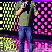 Speaks Jamie Oliver at 2020 WE Day UK at Wembley Arena, London, Uk 4 March 2020.