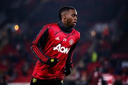 Aaron Wan-Bissaka of Manchester United - Mandatory by-line: Robbie Stephenson/JMP - 24/11/2019 - FOOTBALL - Bramall Lane - Sheffield, England - Sheffield United v Manchester United - Premier League