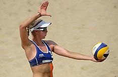 20140718 NED: FIVB Grand Slam Beach Volleybal, Scheveningen