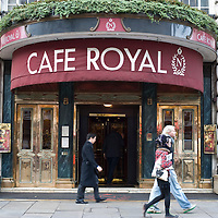 London Nov 21 After 150 years, the Cafe Royal in London's Piccadilly will close to make way for a five-star hotel.  Will also be closing down trendy night spots Cinawhite and Dolce...Please telephone : +44 (0)845 0506211 for usage fees .***Licence Fee's Apply To All Image Use***.IMMEDIATE CONFIRMATION OF USAGE REQUIRED.*Unbylined uses will incur an additional discretionary fee!*.XianPix Pictures  Agency  tel +44 (0) 845 050 6211 e-mail sales@xianpix.com www.xianpix.com