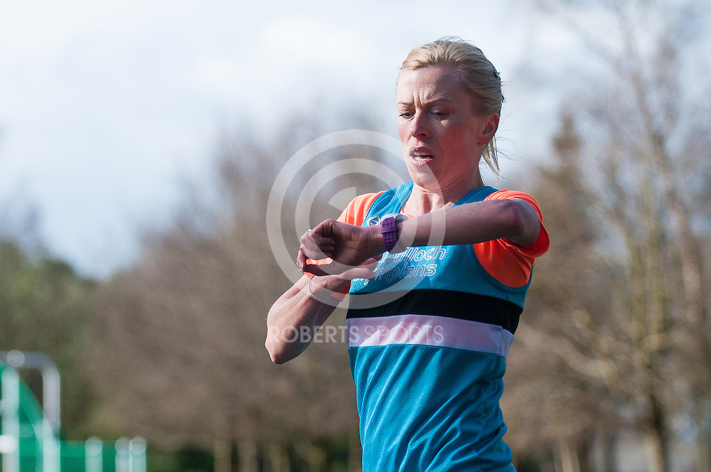 Running images from Springburn Park, Glasgow. Photo: Paul J Roberts / RobertsSports Photo. All Rights Reserved