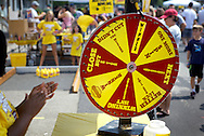 .The 2011 National Mustard Day was held Saturday August 8, in Middleton, Wisconsin.