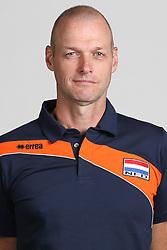 20160516 NED: Selectie Nederlands volleybal team mannen, Arnhem<br />Rob Vesters