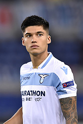 November 8, 2018 - Rome, Rome, Italy - Joaqun Correa of Lazio during the UEFA Europa League Group Stage match between Lazio and Olympique de Marseille at Stadio Olimpico, Rome, Italy on 8 November 2018. (Credit Image: © Giuseppe Maffia/NurPhoto via ZUMA Press)