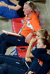 01-10-2014 ITA: World Championship Volleyball Servie - Nederland, Verona<br /> Nederland verliest met 3-0 van Servie en is kansloos voor plaatsing final 6 / Tom Berwers