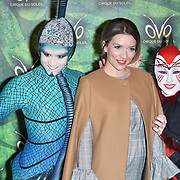 London, England, UK. 10th January 2018. Candice Brown arrives at Cirque du Soleil OVO - UK premiere at Royal Albert Hall.