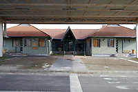 Grenzübergang Rechnitz Bozsok