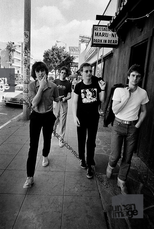 XTC - 1980 USA tour.