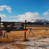 sun river game range, montana, Sawtooth ridge, montana fish wildlife and parks.