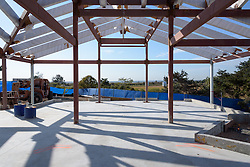 Meigs Point Nature Center at Hammonasset Beach State Park  <br /> Connecticut State Project No: BI-T-601<br /> Architect: Northeast Collaborative Architects  Contractor: Secondino & Son<br /> James R Anderson Photography New Haven CT photog.com<br /> Date of Photograph: 20 October 2015<br /> Camera View: 11