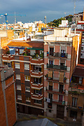 Apartments in Poblec Sec, Barcelona, Catalonia, Spain