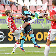 06-08-2016: Voetbal: FC Utrecht v PSV: Utrecht<br /> <br />  tijdens het Eredivsie duel tussen FC Utrecht en PSV in stadion Galgenwaard te Utrecht op 6 augustus in speelronde 1<br /> <br /> Eredivisie - Seizoen 2016 / 2017<br /> <br /> Foto: Gertjan Kooij