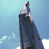 Monumento de la Virgen de La Paz, Trujillo, Estado Trujillo, Venezuela