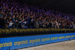 Philippaerts Olivier, BEL, Cabrio vd Heffinck<br /> Vlaanderens Kerstjumping<br /> Memorial Eric Wauters<br /> Jumping Mechelen 2017<br /> © Hippo Foto - Dirk Caremans<br /> 27/12/2017