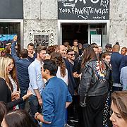 NLD/Amsterdam/20150714 - Opening tentoonstelling Selwyn Senatori,