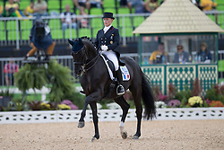 Tebar Karen, FRA, Don Luis<br /> Olympic Games Rio 2016<br /> © Hippo Foto - Dirk Caremans<br /> 11/08/16