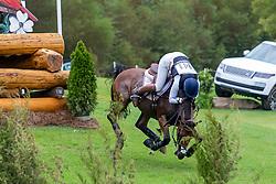 KIEFFER Lauren (USA), Vermiculus<br /> Tryon - FEI World Equestrian Games™ 2018<br /> Vielseitigkeit Teilprüfung Gelände/Cross-Country Team- und Einzelwertung<br /> 15. September 2018<br /> © www.sportfotos-lafrentz.de/Sharon Vandeput
