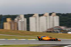 November 9, 2018 - Sao Paulo, Brazil - Motorsports: FIA Formula One World Championship 2018, Grand Prix of Brazil World Championship;2018;Grand Prix;Brazil ,  #2 Stoffel Vandoorne (BEL, McLaren Honda) (Credit Image: © Hoch Zwei via ZUMA Wire)