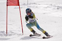 Piche Invitational 2nd run at Gunstock Mountain Resort March 20, 2010....