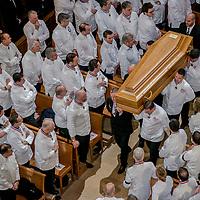 Paul Bocuse's funeral