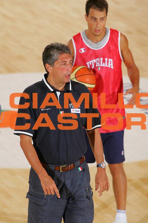 DESCRIZIONE : Bormio Ritiro Nazionale Italiana Maschile Preparazione Eurobasket 2007 Allenamento <br /> GIOCATORE : Fabrizio Frates <br /> SQUADRA : Nazionale Italia Uomini <br /> EVENTO : Bormio Ritiro Nazionale Italiana Uomini Preparazione Eurobasket 2007 <br /> GARA : <br /> DATA : 25/07/2007 <br /> CATEGORIA : Allenamento <br /> SPORT : Pallacanestro <br /> AUTORE : Agenzia Ciamillo-Castoria/S.Silvestri <br /> Galleria : Fip Nazionali 2007 <br /> Fotonotizia : Bormio Ritiro Nazionale Italiana Maschile Preparazione Eurobasket 2007 Allenamento <br /> Predefinita :