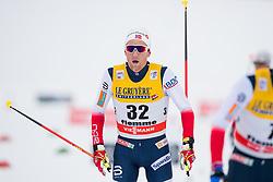 January 6, 2018 - Val Di Fiemme, ITALY - 180106 Didrik Tønseth of Norway competes in men's 15km mass start classic technique during Tour de Ski on January 6, 2018 in Val di Fiemme..Photo: Jon Olav Nesvold / BILDBYRÃ…N / kod JE / 160123 (Credit Image: © Jon Olav Nesvold/Bildbyran via ZUMA Wire)