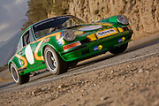 Car Photography from Automotive Photographer Randy Wells, Image of a Kremer Recreation in California, 1972 Porsche 911T/ST, model and property released