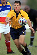 Armed Forces Rugby Championships, Match 1, USN vs. USA, USA wins 24-10
