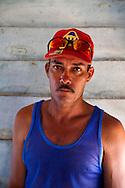 Man in Belic, Granma, Cuba.