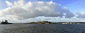 Fort bij IJmuiden / Forteiland