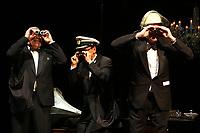 Mannheim. 11.02.18  <br /> Nationaltheater. Gro&szlig;e b&uuml;rgerschaftliche Auszeichnung &quot;Das Bloomaul&quot; an Rolf G&ouml;tz.<br /> Das Auswahlkomitee, darunter Bert Siegelmann, Achim Weizel und Marcus Haas, entschied sich f&uuml;r Rolf G&ouml;tz. Helen Heberer h&auml;lt die Laudatio.<br /> Bild-ID 066   Markus Pro&szlig;witz 11FEB18 / masterpress