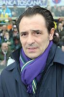 Firenze 05/03/2006<br /> Fiorentina-Siena<br /> Nella foto l'allenatore della fiorentina cesare prandelli<br /> Photo Luca Pagliaricci Graffiti