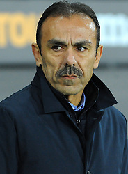 Sheffield Wednesday manager Jos Luhukay looks on - Mandatory by-line: Nizaam Jones/JMP - 27/02/2018 - FOOTBALL - Liberty Stadium - Swansea, Wales-Swansea City v Sheffield Wednesday - Emirates FA Cup fifth round proper