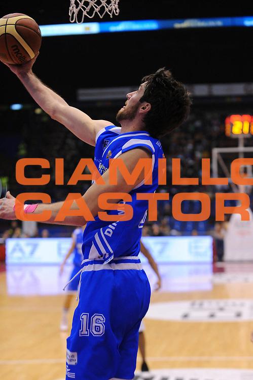 DESCRIZIONE : Milano Lega A 2011-12 EA7 Emporio Armani Milano Banco di Sardegna Sassari<br /> GIOCATORE : Drake Diener<br /> CATEGORIA : Tiro Penetrazione<br /> SQUADRA : Banco di Sardegna Sassari<br /> EVENTO : Campionato Lega A 2011-2012<br /> GARA : EA7 Emporio Armani Milano Banco di Sardegna Sassari<br /> DATA : 12/02/2012<br /> SPORT : Pallacanestro<br /> AUTORE : Agenzia Ciamillo-Castoria/A.Dealberto<br /> Galleria : Lega Basket A 2011-2012<br /> Fotonotizia : Milano Lega A 2011-12 EA7 Emporio Armani Milano Banco di Sardegna Sassari<br /> Predefinita :