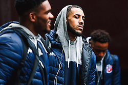 Chris Taylor of Bristol Flyers looks on - Rogan/JMP - 14/10/2018 - BASKETBALL - Copper Box Arena - London, England - British Basketball All-Stars Championship 2018.