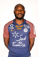 Giovanni Sio during photoshooting of Montpellier Herault  for new season 2017/2018 on September 3, 2017 in Montpellier<br /> Photo : Mhsc / Icon Sport