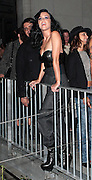 05.OCTOBER.2009 - PARIS<br /> <br /> AMERICAN POP STAR KATY PERRY WHO IS HAVING A FLING WITH RUSSELL BRAND ARRIVING AND THEN LEAVING THE YVES SAINT LAURENT FASHION PARTY AS PART OF PARIS FASHION WEEK.<br /> <br /> BYLINE: EDBIMAGEARCHIVE.COM<br /> <br /> *THIS IMAGE IS STRICTLY FOR UK NEWSPAPERS & MAGAZINES ONLY*<br /> *FOR WORLDWIDE SALES & WEB USE PLEASE CONTACT EDBIMAGEARCHIVE-0208 954 5968*
