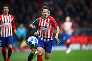 Santiago Arias of Atletico de Madrid during the UEFA Champions League, Group A football match between Atletico de Madrid and AS Monaco on November 28, 2018 at Wanda Motropolitano stadium in Madrid, Spain - Photo Oscar J Barroso / Spain ProSportsImages / DPPI / ProSportsImages / DPPI