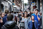 Binnenstad Amsterdam eivol
