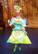 Dick Whittington <br /> at New Wimbledon Theatre, Wimbledon, London, Great Britain <br /> rehearsal <br /> 8th December 2016 <br /> <br /> <br /> Matthew Kelly as Sarah the Cook <br /> <br /> <br /> <br /> <br /> <br /> Photograph by Elliott Franks <br /> Image licensed to Elliott Franks Photography Services