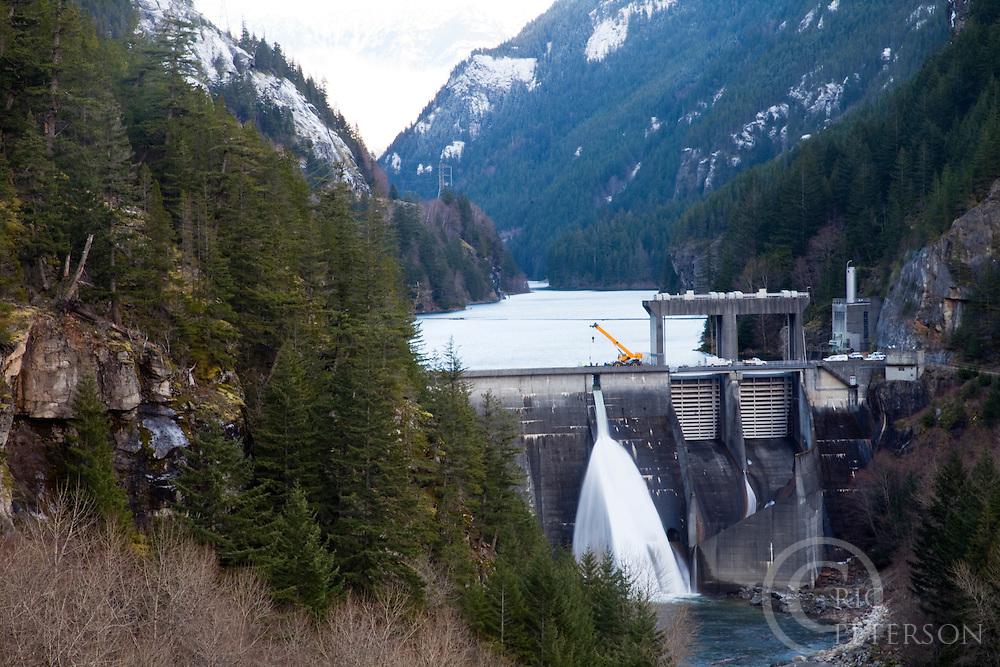 Skagit River and North Cascades